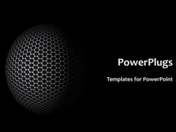 PowerPoint Template - Global background